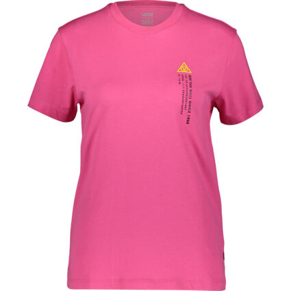 Pink Off The Wall Branded T Shirt
