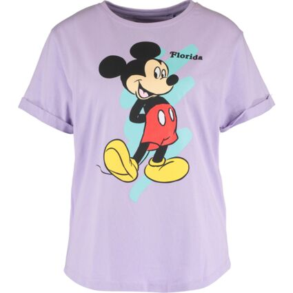 Lilac Minnie Mouse T Shirt