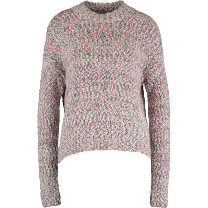 Forest Berry Knit Jumper