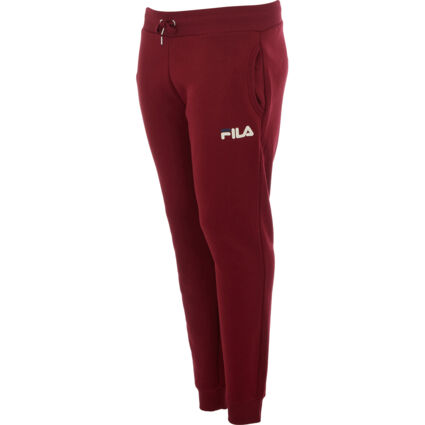Rhubarb Red Lorie Jogging Bottoms