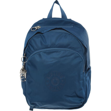 Turquoise Blue Signature Branded Backpack