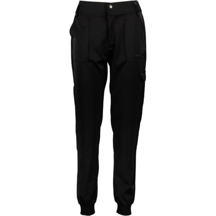 Black Gwen High Waisted Trousers