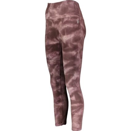 Light Pink High Waisted Perforated Leggings
