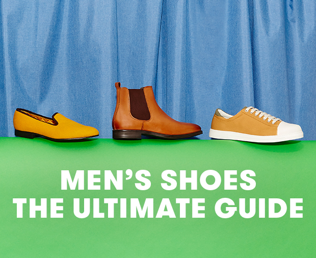 quality products retail prices vast selection Men's Shoes Buying Guide - TK Maxx
