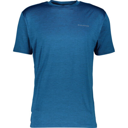 Imperial Blue Active Logo T Shirt