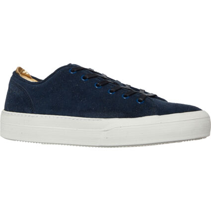 Navy Sparkle Trainers