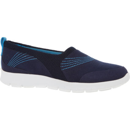 Navy Step AllenaBel Shoes