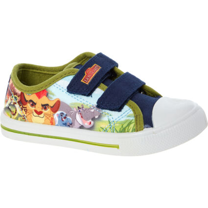 Multicolored Lion King Shoes