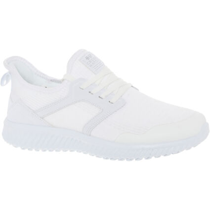 White Low Cut Trainers