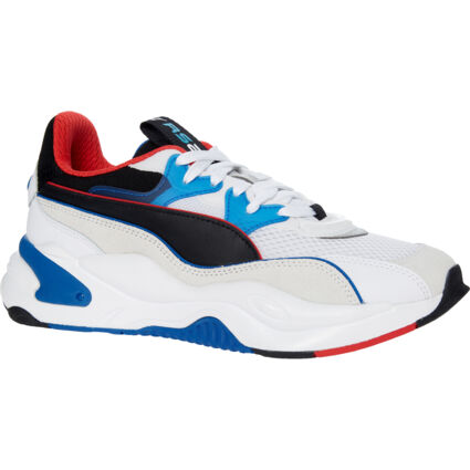 Blue & White RS 2K Trainers