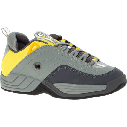Grey & Yellow Williams OG Trainers