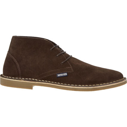 Brown Suede Chiswick Desert Boots
