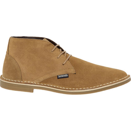 Sand Suede Boots