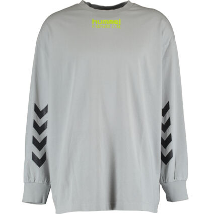 Grey Reflective Number T Shirt