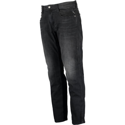 Black Washed Anbass Jeans