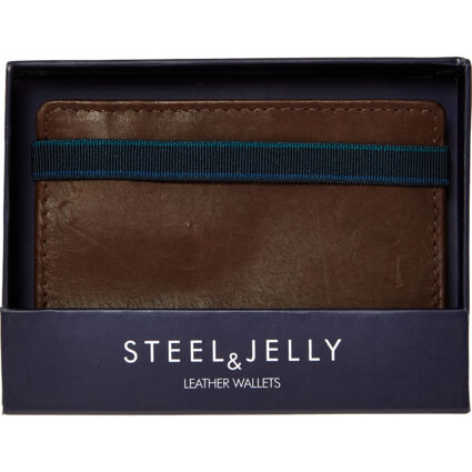 Brown Leather Card Holders