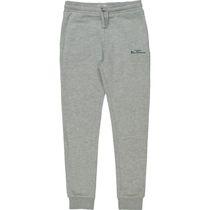 Grey Branded Joggers