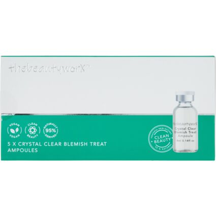 Crystal Clear Blemish Treat Ampoules 5x4ml