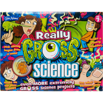 Really Gross Science