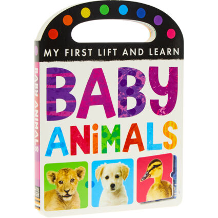 My First Lift & Learn Baby Animals