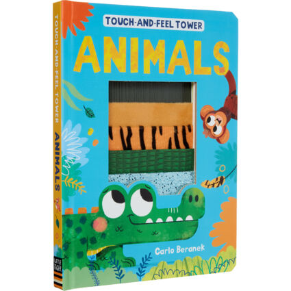 Touch And Feel Tower Book