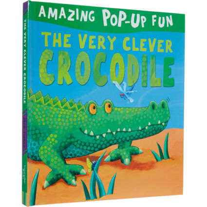 The Very Clever Crocodile Pop Up Book