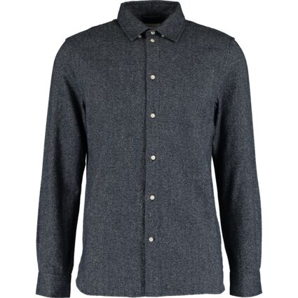 Blue Spotted Overshirt