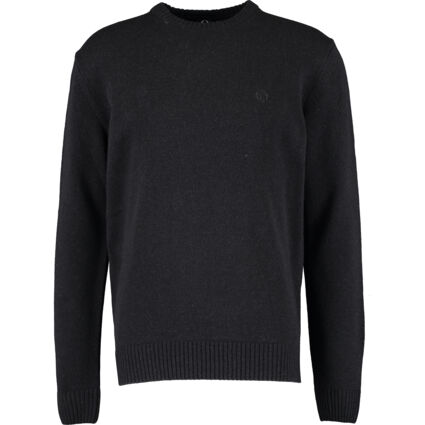 Charcoal Grey Knitted Jumper