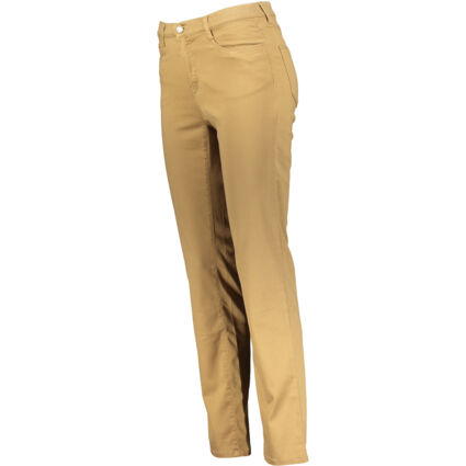 Beige Chinos Trousers