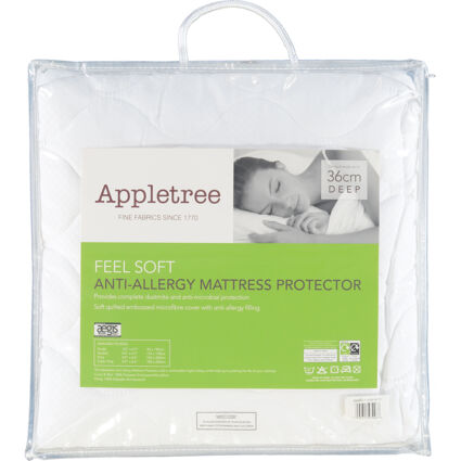 Double Feel Soft Mattress Protector