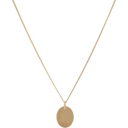 Gold Tone Wild Necklace