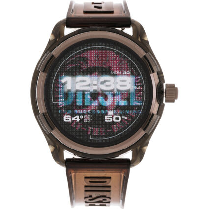 Black Automatic Branded Smart Watch