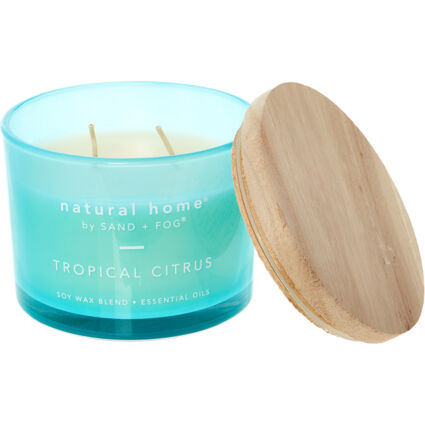 Tropical Citrus Scented Candle 12oz