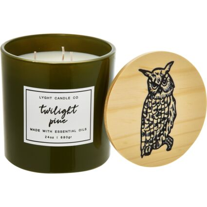 Twilight Pine Scented Candle 680g