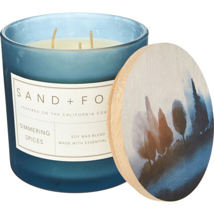Shimmering Spices Scented Candle