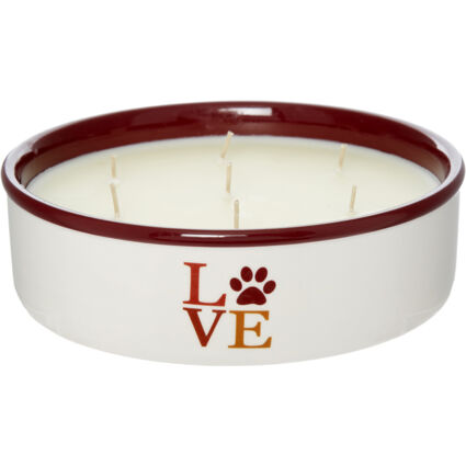 White Pumpkin Scented Candle 595.35g