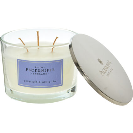 Lavender & White Tea Scented Candle 300g