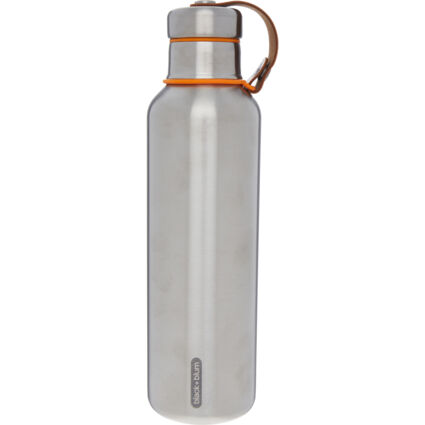 Silver Removable Lid Water Bottle 750ml