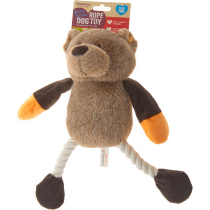 Brown Teddy Twister Toy