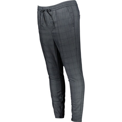 Grey Checked Oxlade Trousers